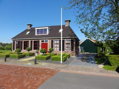Ruimtelijk wonen in Oppenhuizen Friesland