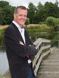 Henk Aukema van Waterrijk Wonen Friesland